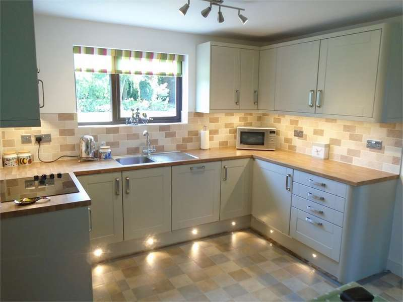 4 Bedrooms Detached House for sale in CA7 0JR Wiggonby, Wigton, Cumbria