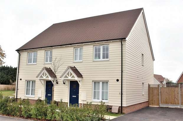 3 Bedrooms Semi Detached House for sale in Felsted, Dunmow, Essex