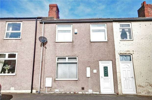 3 Bedrooms Terraced House for sale in South View, Sherburn Hill, Durham