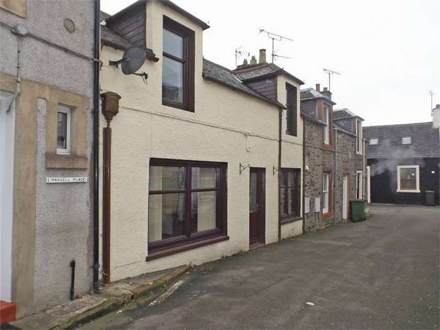 2 Bedrooms Terraced House for sale in Eastgate, Moffat, Dumfries and Galloway
