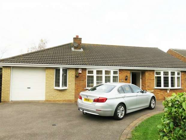 3 Bedrooms Detached Bungalow for sale in Everingtons Lane, Skegness, Lincolnshire