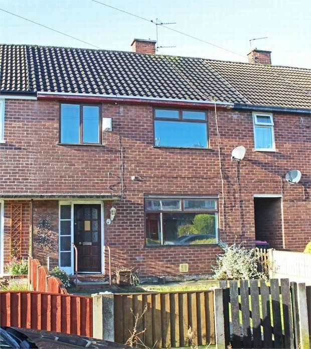 3 Bedrooms Terraced House for sale in Buckingham Road, Cadishead, Manchester