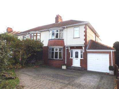 4 Bedrooms Semi Detached House for sale in Coniscliffe Road, Darlington, County Durham