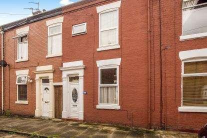 3 Bedrooms Terraced House for sale in Elliott Street, Plungington, Preston, Lancashire
