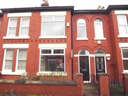 2 Bedrooms Terraced House for sale in Wellington Grove, Davenport, Stockport, Cheshire