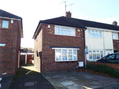 3 Bedrooms End Of Terrace House for sale in Dallow Road, Luton, Bedfordshire