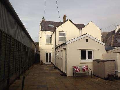 4 Bedrooms Semi Detached House for sale in Stryd Fawr, Llanberis, Caernarfon, Gwynedd, LL55