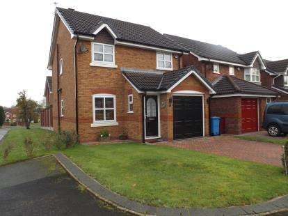 3 Bedrooms Detached House for sale in Watling Way, Whiston, Prescot, Merseyside, L35