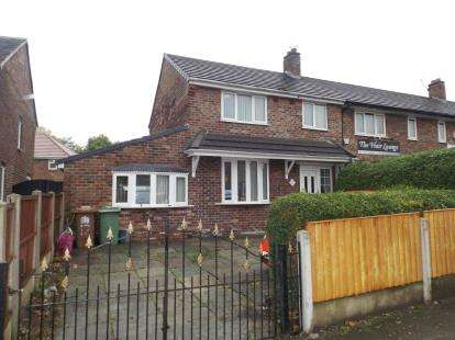 3 Bedrooms Semi Detached House for sale in Hoghton Road, St Helens, Merseyside, Uk, WA9