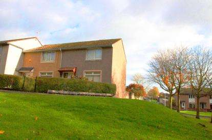 2 Bedrooms End Of Terrace House for sale in Marmion Drive, Glenrothes