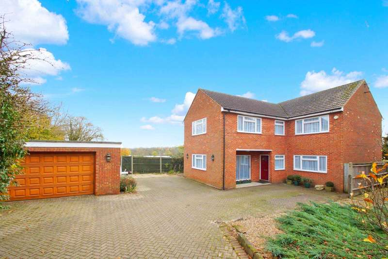 5 Bedrooms Detached House for sale in Cupid End, Hemel Hempstead