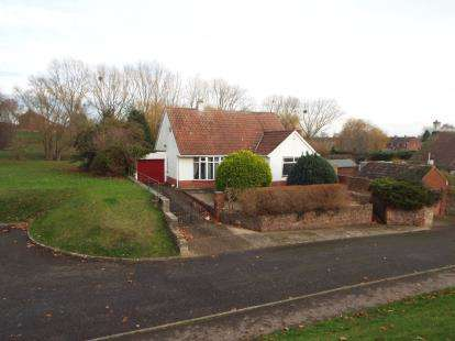 3 Bedrooms Bungalow for sale in Taunton, Somerset
