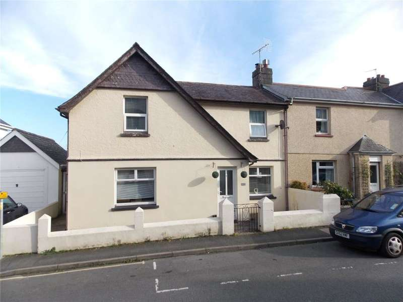 4 Bedrooms Semi Detached House for sale in Trelawney Cottages, Launceston