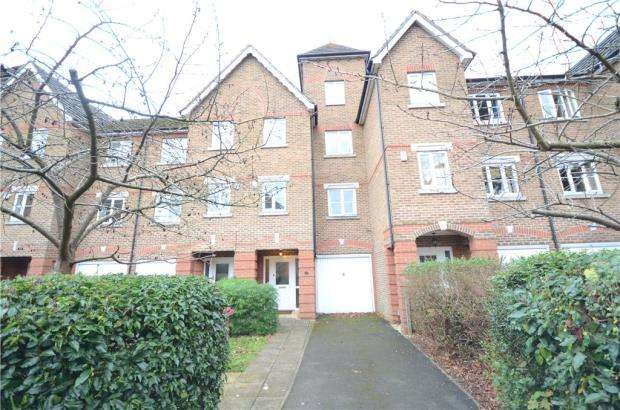 5 Bedrooms End Of Terrace House for sale in Cintra Close, Reading, Berkshire