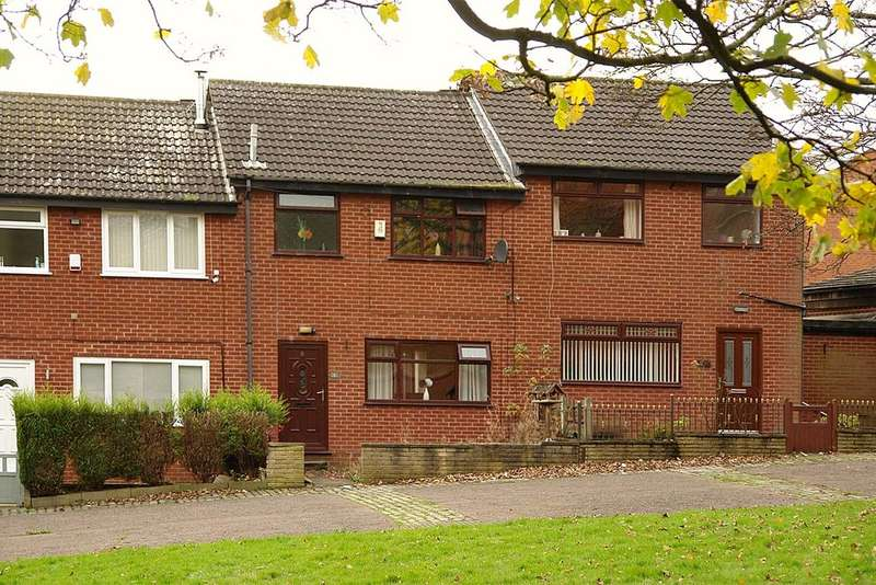 3 Bedrooms Town House for sale in Chapel Croft, Royton