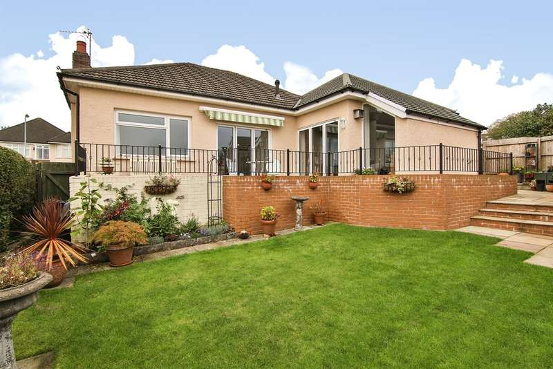 3 Bedrooms Detached Bungalow for sale in Brynteg, Rhiwbina, Cardiff
