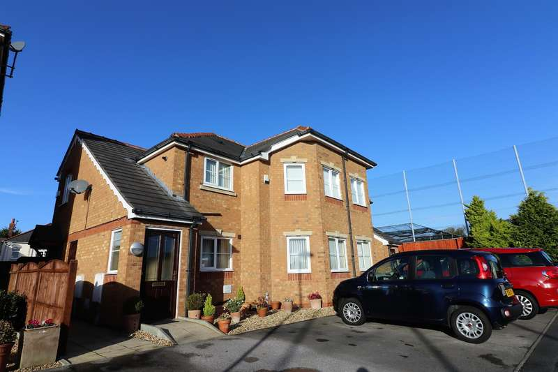 2 Bedrooms Apartment Flat for sale in Grace Close, Wallasey