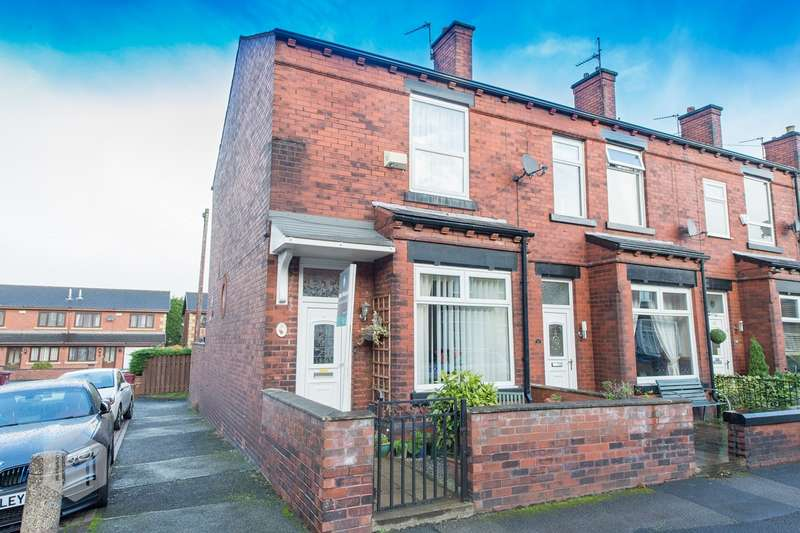 2 Bedrooms Terraced House for sale in Mather Street, Kearsley, Bolton, BL4