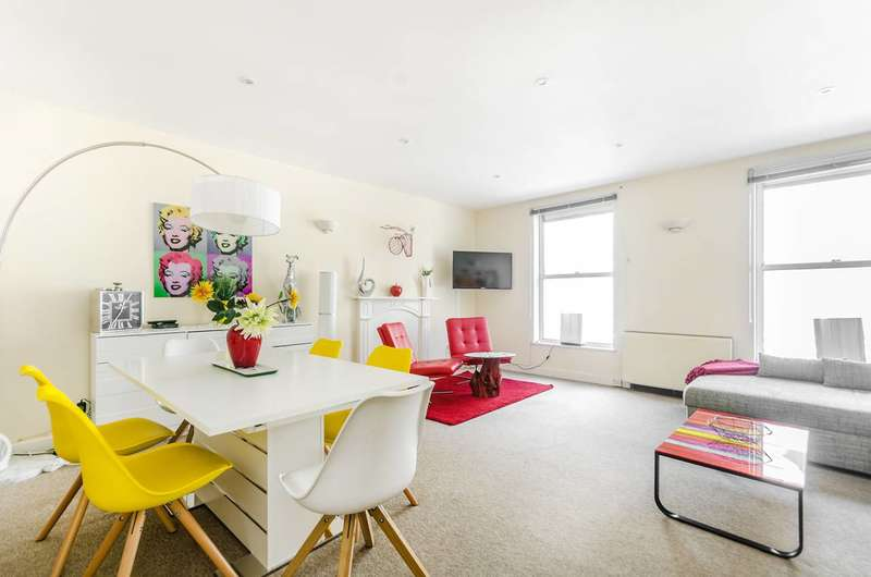 2 Bedrooms Flat for rent in Museum Street, Bloomsbury, WC1A