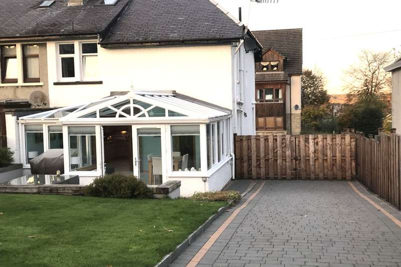 3 Bedrooms Semi Detached House for sale in Jeanfield Road, Perth, PH1