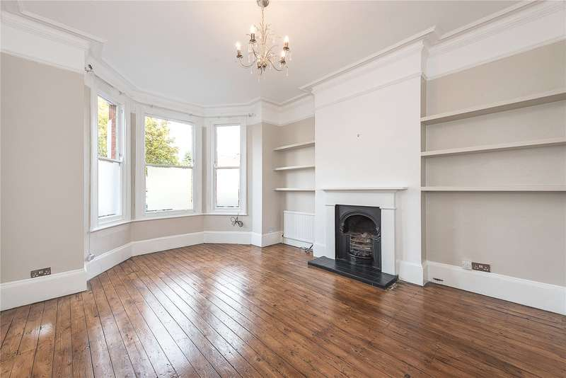2 Bedrooms Flat for sale in Sutton Road, London, N10