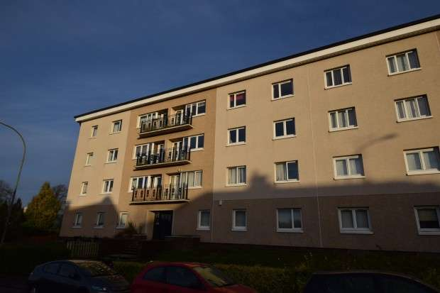 3 Bedrooms Flat for sale in 104 Berryknowes Road, Cardonald, G52