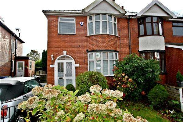 3 Bedrooms Semi Detached House for sale in Holyrood Grove, Prestwich