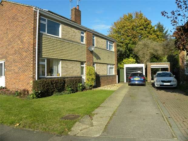 3 Bedrooms Semi Detached House for sale in The Links, Kempston, Bedford
