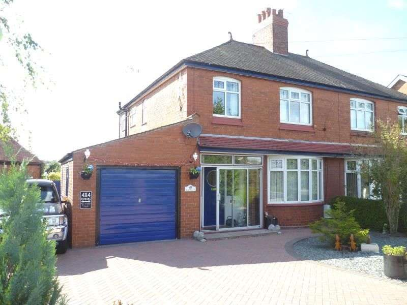 3 Bedrooms Semi Detached House for rent in . Mardale Clive Lane, Winsford, CW7