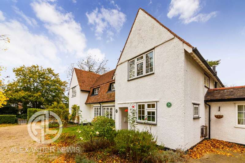 5 Bedrooms Semi Detached House for sale in Eastholm Green, Letchworth Garden City SG6 4TW