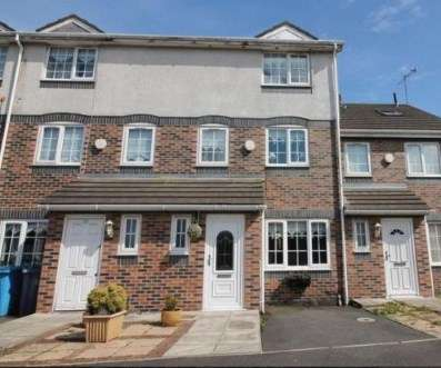 4 Bedrooms Terraced House for sale in Parkinson Road, Walton, Liverpool, Merseyside, L9