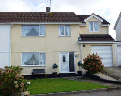 5 Bedrooms Semi Detached House for sale in St. Mawgan, Newquay, Cornwall