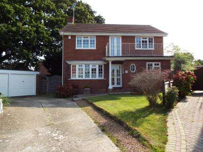 4 Bedrooms Detached House for sale in Waterlooville, Hampshire, England
