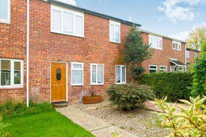 3 Bedrooms End Of Terrace House for sale in Countess Close, Eaton Socon, St. Neots, Cambridgeshire