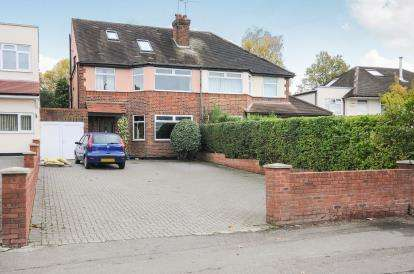 5 Bedrooms Semi Detached House for sale in Hatfield Road, Potters Bar