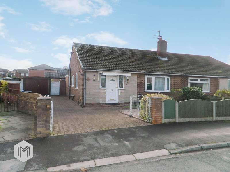 4 Bedrooms Semi Detached Bungalow for sale in Elm Road, Abram, Wigan, WN2