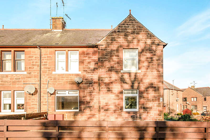 1 Bedroom Flat for sale in Rosevale Street, Dumfries, DG1