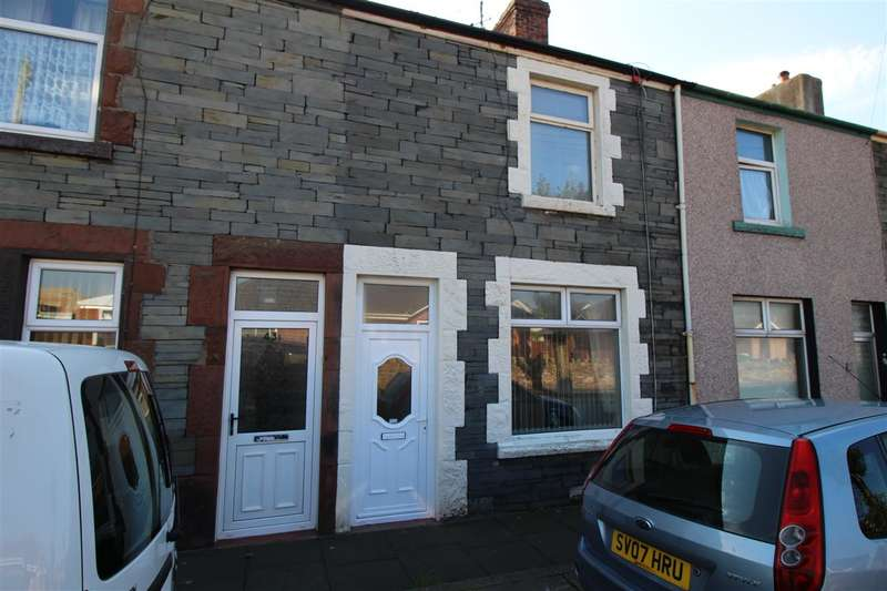 2 Bedrooms Terraced House for sale in Lancashire Road, MILLOM