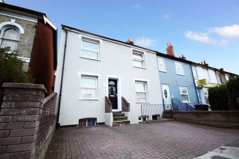 5 Bedrooms End Of Terrace House for sale in Norwich Road, Ipswich