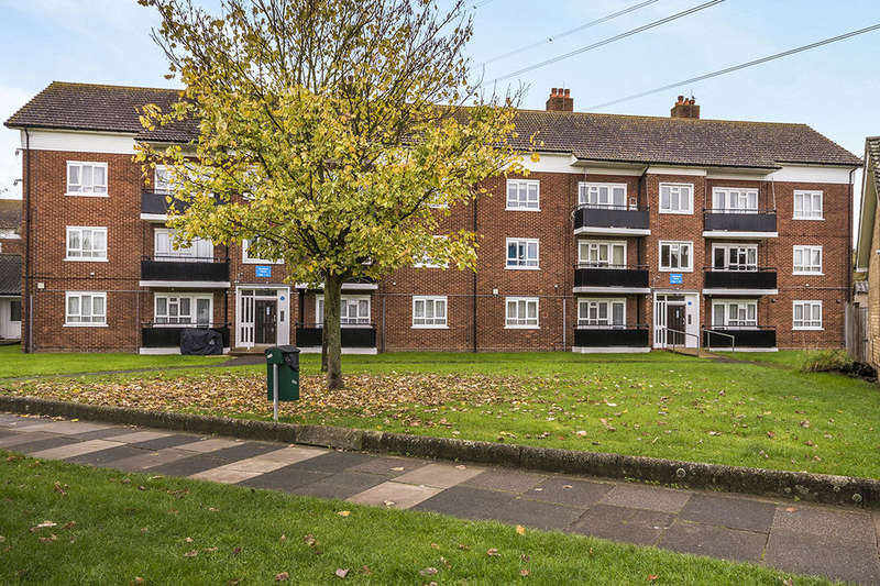 2 Bedrooms Flat for sale in Sheephouse Way, New Malden, KT3