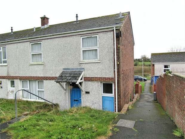 3 Bedrooms End Of Terrace House for sale in Parc Pendre, Kidwelly, Carmarthenshire