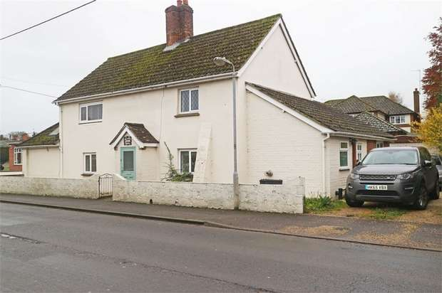 4 Bedrooms Detached House for sale in Maddington Street, Shrewton, Salisbury, Wiltshire
