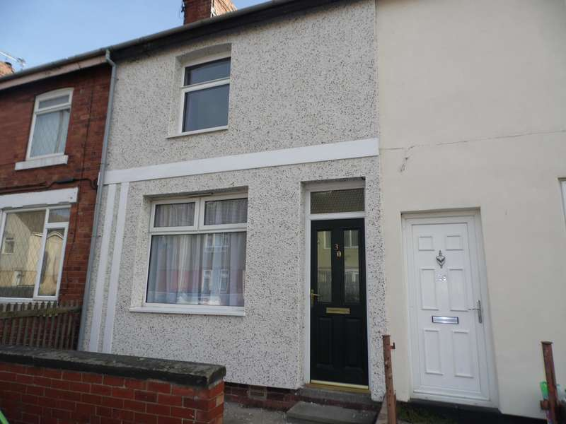 2 Bedrooms Terraced House for rent in Queens Road, Doncaster, DN6