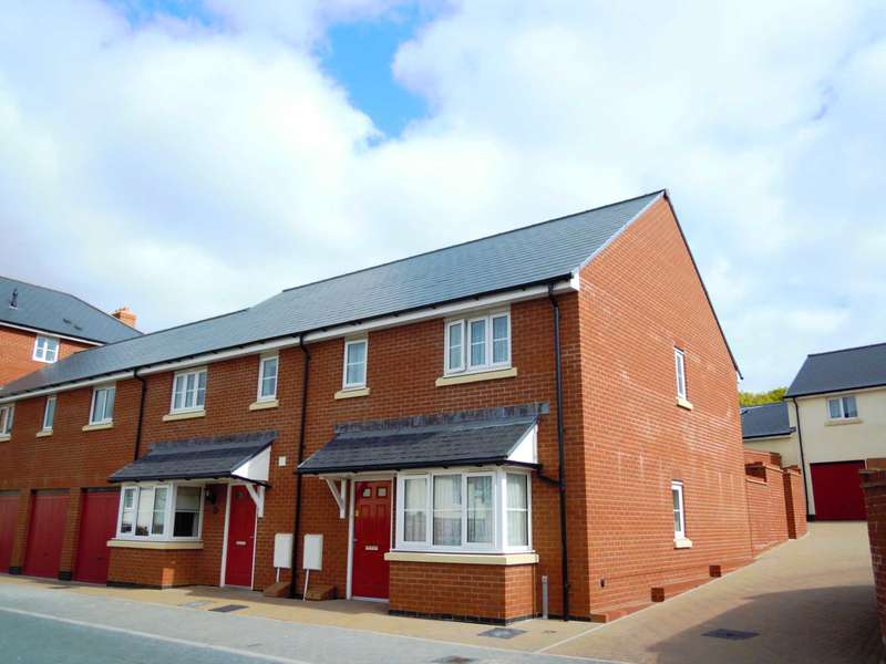 3 Bedrooms Semi Detached House for sale in Carnac Drive, Dawlish