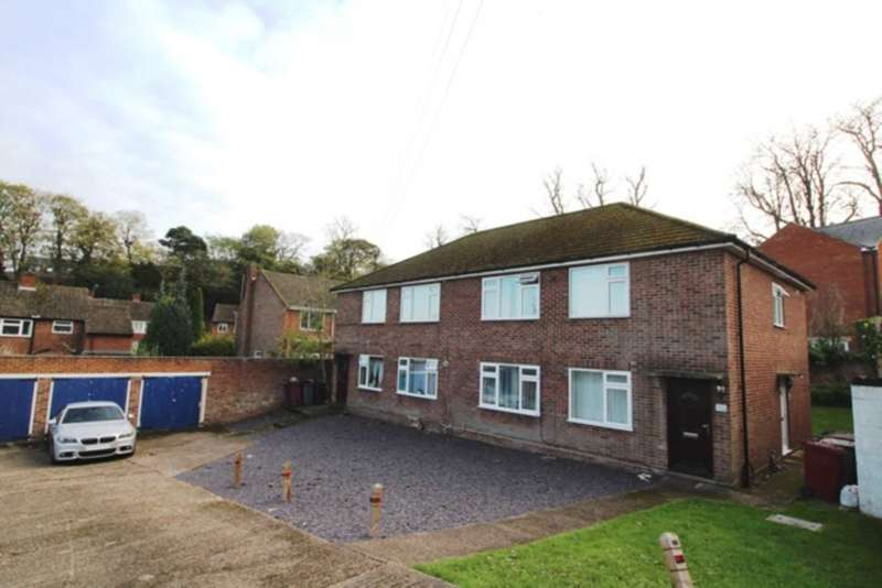 2 Bedrooms Flat for sale in Brunswick Hill, Reading
