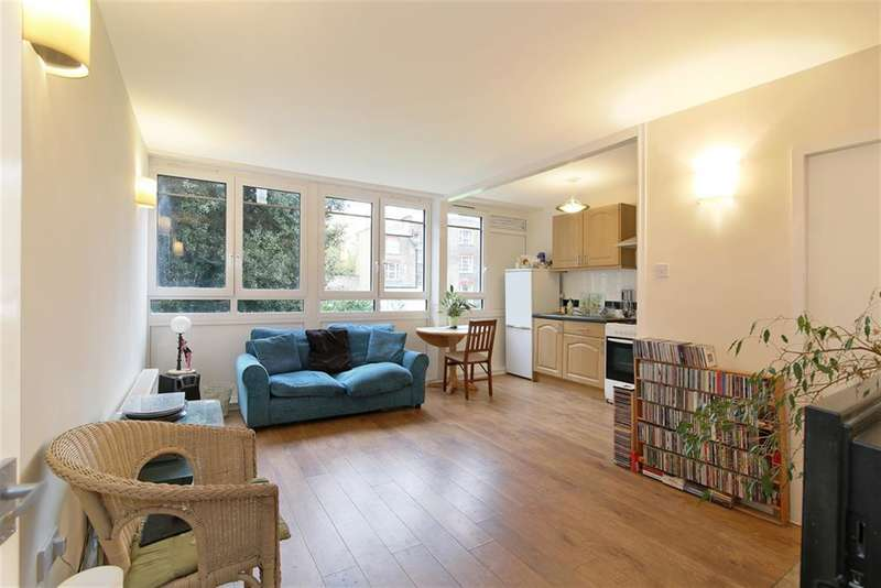 1 Bedroom Flat for sale in Mistral House, Sceaux Gardens, Camberwell, SE5 7DR ( Cash Buyers Only!! )