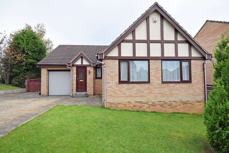 3 Bedrooms Detached Bungalow for sale in Hopewell Way, Crigglestone, Wakefield