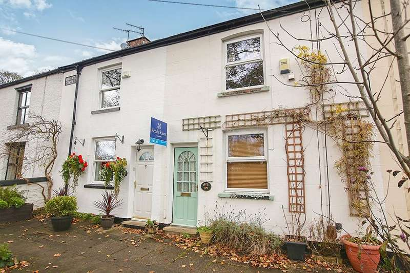 2 Bedrooms Terraced House for rent in Montagu Street, Compstall, Stockport, SK6