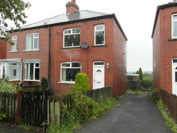 2 Bedrooms Semi Detached House for sale in The Crescent, Kirkburton, Huddersfield