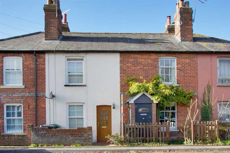 2 Bedrooms Terraced House for sale in Beautifully presented period cottage
